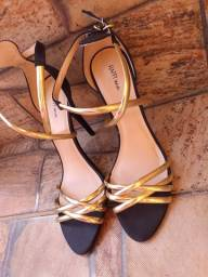 Sandália feminino tam38