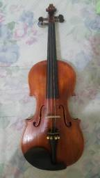 Violino luthier 4/4 kit ébano