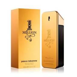 Título do anúncio: Perfume Paco Rabanne 1 Million 100 ml masculino
