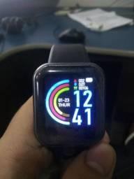 Smartwatch Y68(Pronta Entrega)