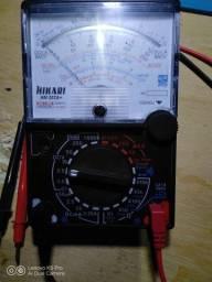 Mutímetro hm202a+