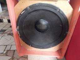 Amplificador,  PA, 3500 W, + boca de 18 oversound,