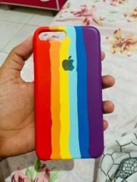 Case  arco íris IPHONE 7/8 plus
