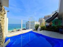 Maravilhosa Cobertura duplex, com vista para o mar de Ipanema.