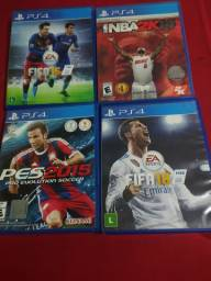Jogos PS4 Playstation 4 25.00 cada