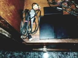 PlayStation 2 preto destravado