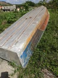Barco alumínio