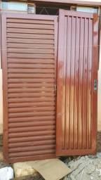 Portas de Metalon