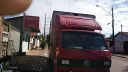 Caminhao Vw 8-140 bau 7 mts 1995 - 1995