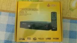Conversor e Gravador Digital Da Infokit Pra Tv