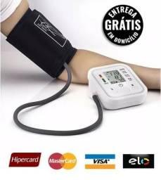 Medidor de pressão arterial digital - entrega grátis