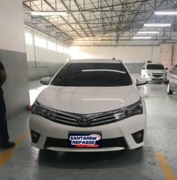 Corolla XEI 2017 8300 km SANTAREM REPASSE DE VEÍCULOS - 2017