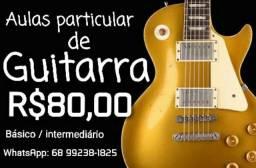 Aula Particular de Guitarra