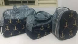 Conjunto de bolsas de bebê