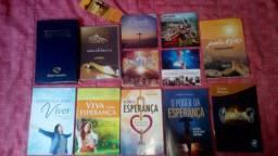 Super Kit evangélico! Bíblia+Dvds novos+Livros novos. Leve todos os itens apenas 40 reais!