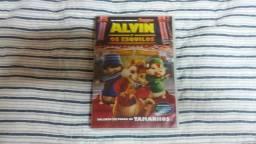 DVD filme Alvin e os Esquilos