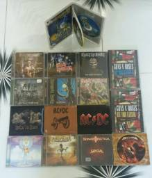 Cd's e Dvd's de Rock