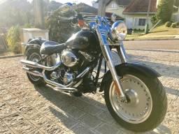 Softail Fatboy 1600cc 07/08 - 2008