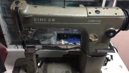 Torro máquina de costura coluna