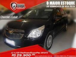 Chevrolet Cobalt LT 1.4 8V FlexPower/EconoFlex 4p - 2012