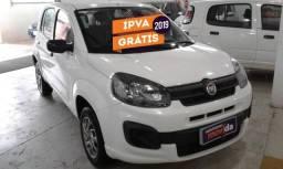 FIAT  UNO 1.0 FIREFLY FLEX DRIVE 4P 2017 - 2018