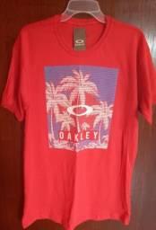 oakley camisetas