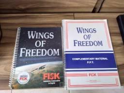 Livro Inglês Avançado ? FISK (Wings of Freedom)