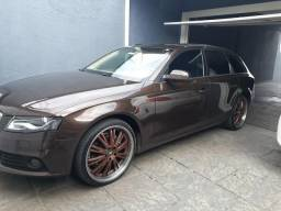 Audi a4 avant impecável de procedência impecável!!! - 2012