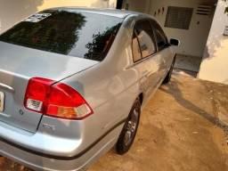 Vendo Honda Civic 2003 automático - 2003