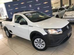VOLKSWAGEN SAVEIRO 2017/2018 1.6 MSI ROBUST CS 8V FLEX 2P MANUAL - 2018