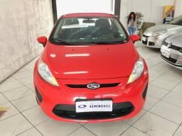 Ford New Fiesta SE 1.6 MT - Financia 100% - 2013