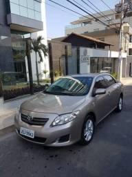 Corolla xli automático - 2010