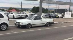 Saveiro Turbo 91 Legalizada Baixa - 1991