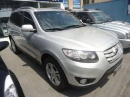 Hyundai santa fÉ 2011 3.5 mpfi gls 7 lugares v6 24v 285cv gasolina 4p automÁtico - 2011