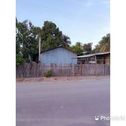 Vende se uma casa em Mucajaí de madeira
