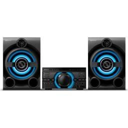 Mini System Sony MHC-M60D Bluetooth mp3 usb hdmi dvd 1600W