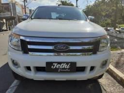 Ford Ranger XLT 2.5 Flex Ano 2015 Cabine Dupla !! - 2015