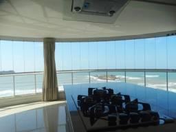 Apartamento frente mar com 3 suítes Blue Sky