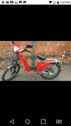 Bicicleta eletrica