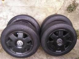Rodas 14 original VW 5 Furos