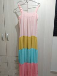 Vestido longuete P