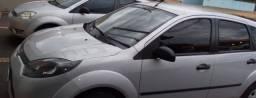 Vendo Carro Fiesta Prata 1.6 2012