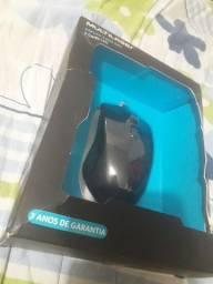 Mouse Gamer MO276 7 cores 3200 DPI 6 botões