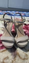 Sandalha 37 modelo Ana Bela