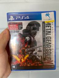 Metal Gear Definitive Experience ps4