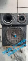 Caixa trio 250,00