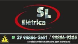 Eletricista  Vila Velha // leia o anúncio//