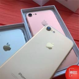 IPhone 7 128GB (Rosa) - Mostruario, 03 Meses de Garantia - Ultimas Unidades