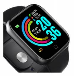 Smart Watch y68 relógio inteligente, versão global