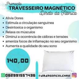 Travesseiro Magnético Rabatan